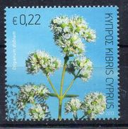 CHYPRE - CYPRUS - FLEURS - FLOWERS - ORIGAN - OREGANO - 2013 - - Usati