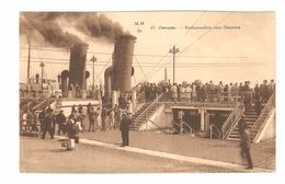 Oostende / Ostende - Embarcadère Vers Douvres - Uitgave Marcovici - Geanimeerd - Oostende