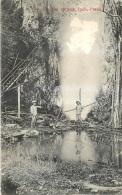 MALAYSIA  PERAK HOT SPRINGS IPOH  1906  VOIR LES DEUX SCANS - Malesia