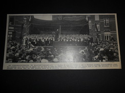 Origineel Knipsel ( 295 ) Uit Tijdschrift  :  Kessel - Loo  Kessel - Lo  1912 - Old Paper