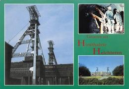 Houthalen Helchteren  Groeten Uit Houthalen-Helchteren   Koolmijn  X 2140 - Houthalen-Helchteren
