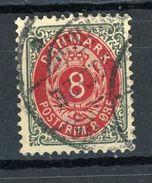 DANEMARK : DIVERS N° Yvert 24 Obli. - Used Stamps