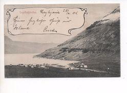 SEYDISFJÖROUR    ~ 1900 - Islande