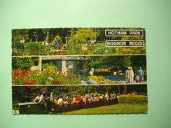 BOGNOR REGIS  -  Hotham Park  -  SUSSEX  -  Angleterre - Bognor Regis