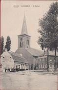 Poeke Poucques L' Eglise Aalter De Kerk Geanimeerd ZELDZAAM TOPKAART - Aalter