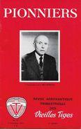 """Aviation : Revue Aéronautique Des Vieilles Tiges """"PIONNIERS"""" Octobre 1967 N°14 Format 24x15,5 - Aviation"""
