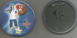 No Pins  Badge Maxi (7.5cm) Barça  Messi - Football