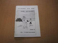 Zonnebeke Voor 1914. Deel 2 De Molenaarelst - Libros, Revistas, Cómics