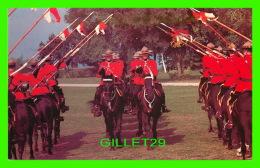 OTTAWA, ONTARIO -  MUSICAL RIDE OF THE ROYAL CANADIAN MOUNTED POLICE - WORLD WIDE SALES AGENCIES LTD - - Ottawa