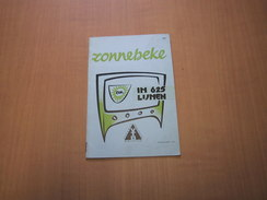 Zonnebeke In 625 Lijnen - Books, Magazines, Comics