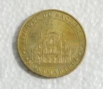 2008 - Basilique Du Sacré - Coeur Montmartre - Monnaie De Paris