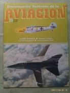 Fascículo Enciclopedia Ilustrada De La Aviacion. Número 23. 1982. Editorial Delta. Barcelona. España. 20 Paginas. La RAF - Aviación