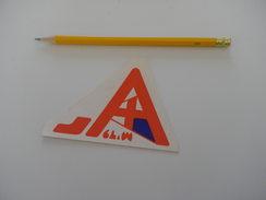 Autocollant - J A Climatisation - Autocollants