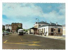 ARGENTEUIL Place De La Gare - Circulée 1965 - - Argenteuil