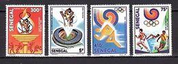 Senegal 1988 Olympics MNH - Jeux Olympiques