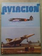 Fascículo Enciclopedia Ilustrada De La Aviacion. Número 39. 1982. Editorial Delta. Barcelona. España - Aviación