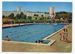 MOURENX--1969-- Ville Nouvelle-.La Piscine Olympique (animée)....--cachet  PARDIES--64.............à Saisir-- - Autres Communes