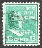 United States - Scott #818 Used (1) - Stati Uniti