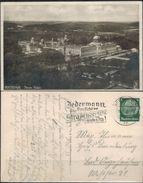 Brandenburg Potsdam - Neues Palais - Gelaufen 1936 - Potsdam