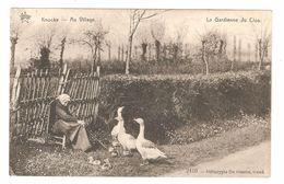 Knokke / Knocke - Au Village - La Gardienne Du Clos - Uitgave Star - 1910 - Knokke