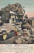ITALY - Capri 1904 - La Marina Piccola - Napoli