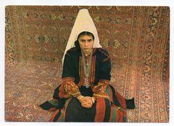 Jordanie--Woman In Béthléhem Dress..(folklore,costume).... à Saisir - Jordanie