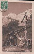 Près Saas-Fee (1918) - VS Valais