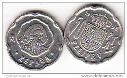 ESPAÑA  1996. FELIPE V .50 PTS .NUEVA SIN CIRCULAR . CN4172 - [ 5] 1949-… : Reino