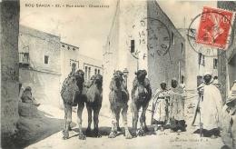 BOU SAADA RUE ARABE CHAMELIERS - Algeria