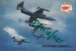 Türkische Militärflugzeuge - Ausrüstung