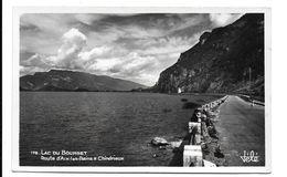 73 – DIVERS : Lac Du Bourget – Route D'Aix-les-Bains à Chindrieux N° 176 - Francia