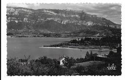 73 – LE BOURGET-DU-LAC : La Plage, Au Fond, Le Nivolet N° 171 - Le Bourget Du Lac