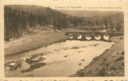 Environs De FLORENVILLE - La Semois Et Le Pont St. Nicolas à CHINY - Chiny