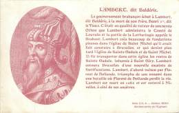 LAMBERT, Dit Baldéric - Personnages Historiques