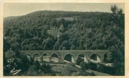 REMOUCHAMPS - Chateau De Montjardin - Pont Du Chemin De Fer - Aywaille
