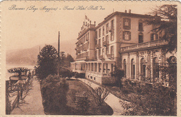 ITALY - Baveno - Grand Hotel Belle Vue - Italia