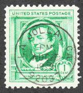 United States - Scott #859 Used - Stati Uniti