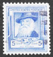 United States - Scott #867 Used (2) - Stati Uniti