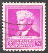 United States - Scott #876 Used (1) - Stati Uniti