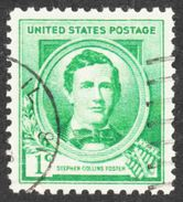 United States - Scott #879 Used (1) - Stati Uniti