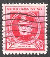 United States - Scott #880 Used - Stati Uniti