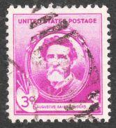 United States - Scott #886 Used (2) - Stati Uniti