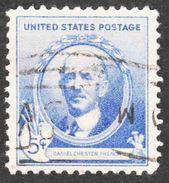 United States - Scott #887 Used (1) - Stati Uniti