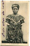 -  7 - Dahomey  - AOF - Une Beauté ADJAC,  Non écrite, épaisse, TTBE, Scans.. - Dahomey