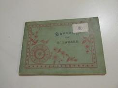 SOUVENIR DE ST LAZARE - Livres