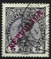 PORTUGAL, AF 171, Yv 169, Used, F/VF - 1910 : D.Manuel II