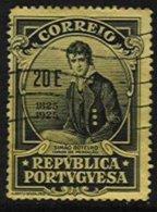 PORTUGAL, AF 360, Yv 364, Used, F/VF, Cat. € 10,00 - 1910-... République