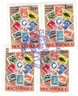 MOZAMBIQUE, AF 408, Yv 439, Used, F/VF - Mozambique
