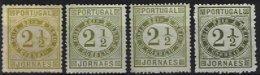 PORTUGAL, AF 48, Yv 50, (*) MNG, F/VF, Cat. € 100,00 - 1862-1884 : D.Luiz I