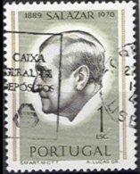 PORTUGAL, AF 1106a, Yv 1116a, Used, F/VF, Cat. € 6,00 - Neufs